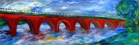 Brücken meiner Heimat - Pöhl