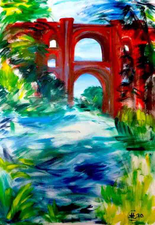 Elstertalbrücke 2 neu